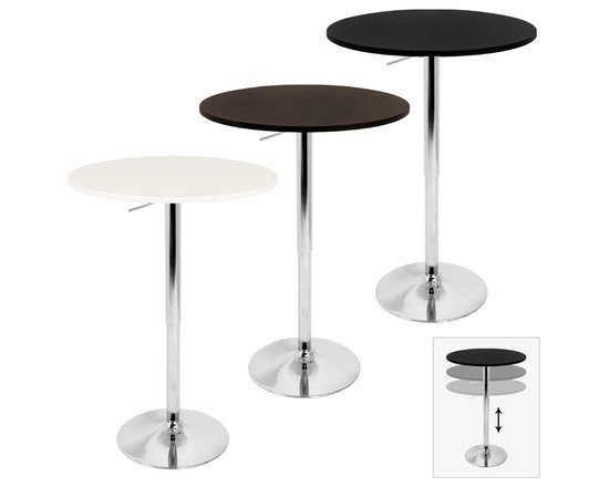 Adjustable Bar Tables