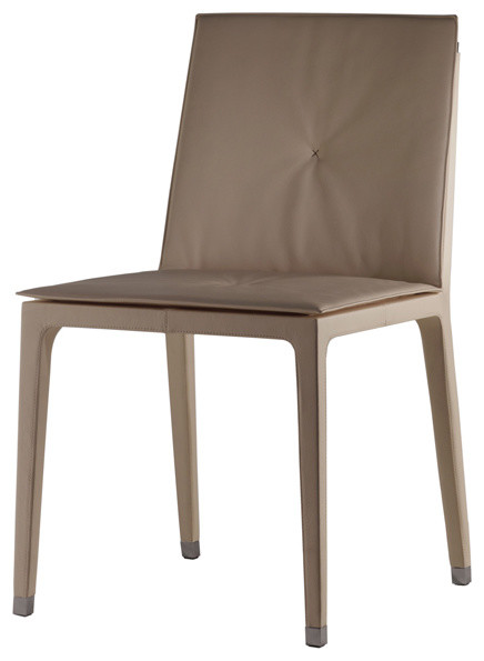 Poltrona Frau Fitzgerald Dining Chair modern-dining-chairs