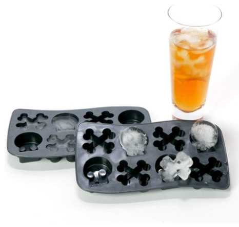 Bone Chillers Ice Cube Tray modern barware