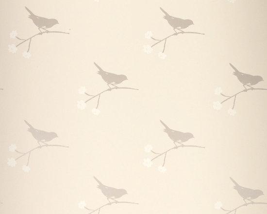 Laura Ashley Nightingale Wallpaper -