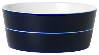 Design House Stockholm - Cobalt Small Bowl - Set of 2 modern-dining-bowls