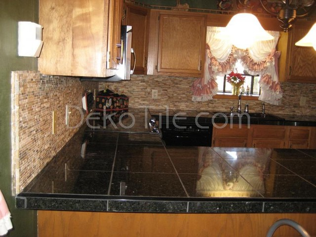 Kitchen Backsplash modern-tile