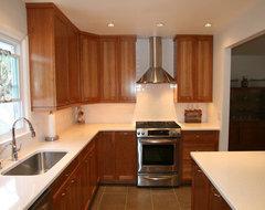 Family Affair contemporary-kitchen
