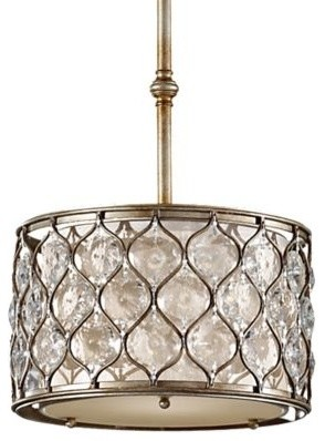 Lucia P1259BUS Pendant by Murray Feiss pendant-lighting
