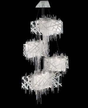 Deconstruct Chandelier - SDE155 modern-chandeliers