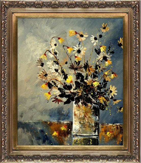 Ledent - Still Life 4521 Oil Painting contemporary-artwork