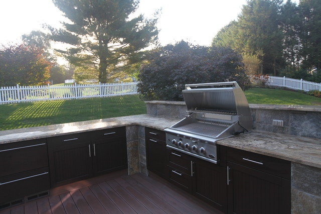 Country Charm Traditional Other Metro By The Outdoor Kitchen Design Store
