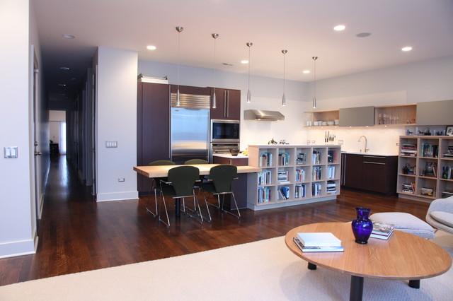 Chicago Poggenpohl Hybrid modern-kitchen