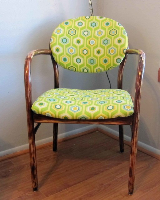 Upcycled Chairs - Modern - Armchairs And Accent Chairs ...