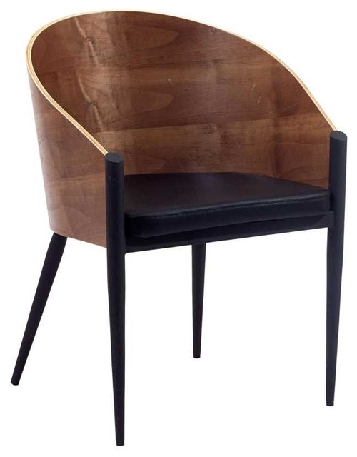 Cooper Dining Chair in Walnut modern-dining-chairs