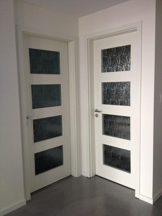 White Rock Modern Doors - Jony Hubert