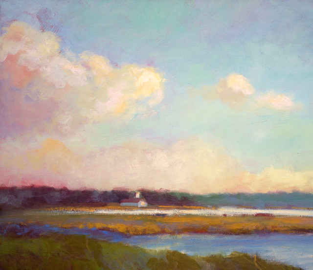 Spring & Summer Landscapes contemporary-artwork