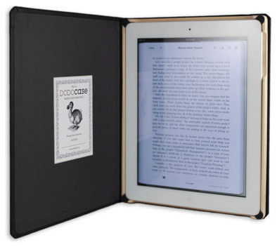 DODOcase for iPad2 modern desk accessories