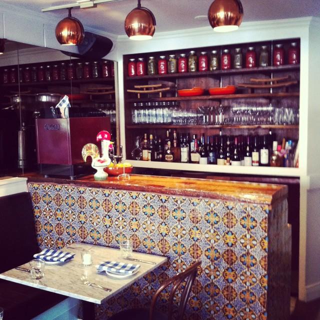 Houzz Restaurant Decor : Edulis restaurant toronto