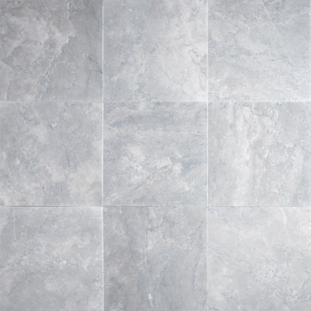 Brushed Finish Marble : Pietra naturale gray cloud marble subway tile brushed