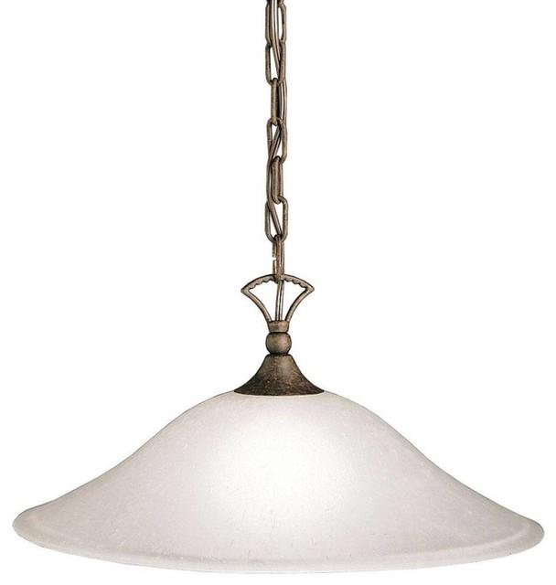 Kichler Hastings Unique Pendant Light Fixture in Bronze - Transitional - Pendant Lighting - by ...