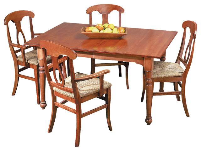 Dining room tables autumn birch dining room table 56 x 38 167016 traditional dining tables - Birch kitchen table ...