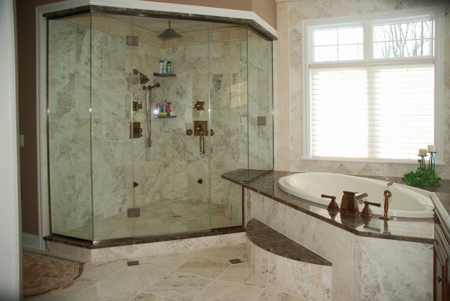 Master Bath traditional-bathroom