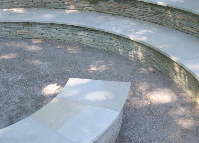 Louis Kahn First Unitarian Church of Rochester, NY - Amphitheater contemporary
