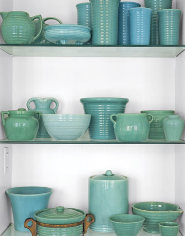 Pottery  accessories and decor