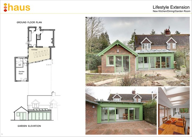 Lifestyle Extension contemporary