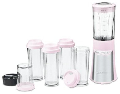 Cuisinart 15 Piece Compact Portable Blender eclectic blenders and food processors