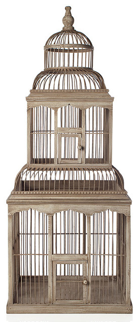 Maison Birdcage traditional accessories and decor