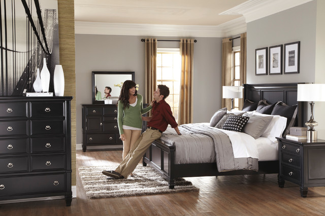 Ashley Greensburg Bedroom Collection Traditional Bedroom Products New York By Bedroom
