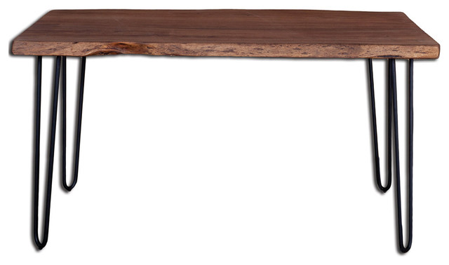 Organic Natural Wood Dining Table : contemporary dining tables from www.houzz.com size 640 x 378 jpeg 31kB