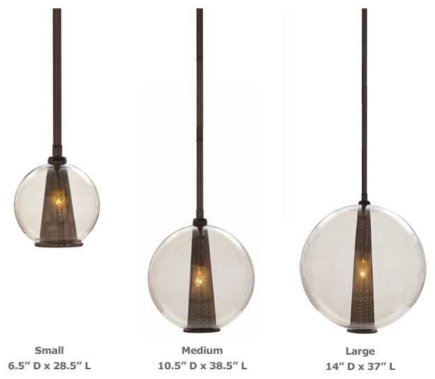 Caviar hanging pendant modern pendant lighting by Modern pendant lighting