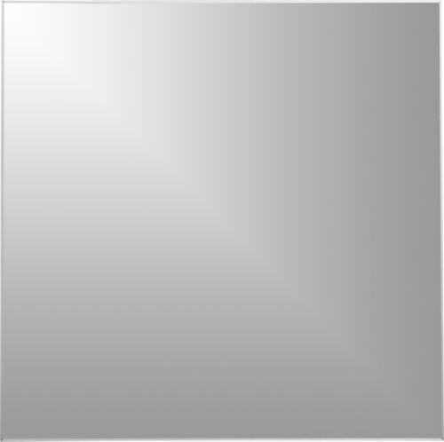 infinity square mirror modern bathroom mirrors by cb2