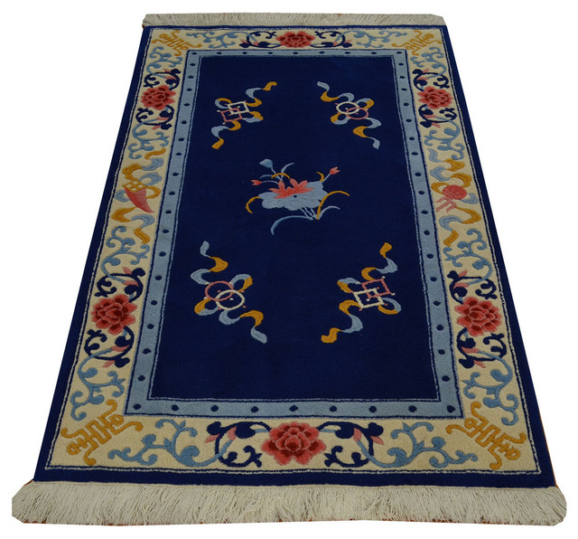 100 Wool Persian Area Rug: 301 Moved Permanently