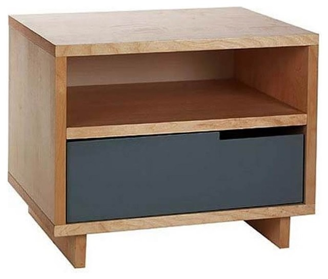 Blu Dot Modulicious Bedside Table Modern Nightstands