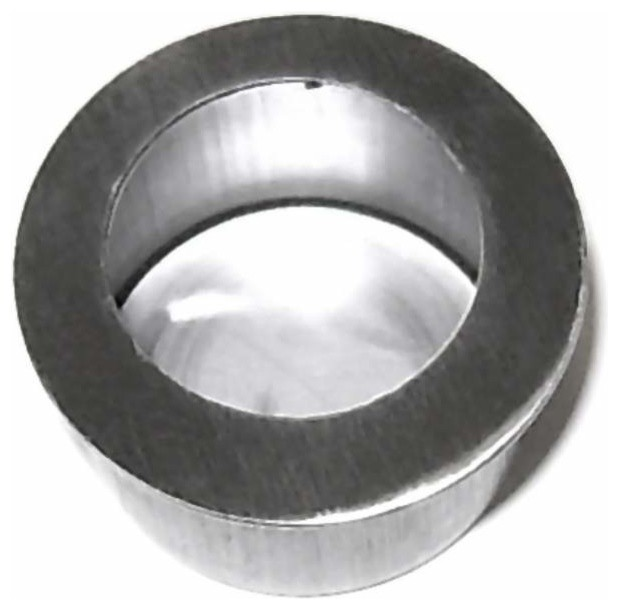 INOX Round Edge Pull, 1 Inch Diameter Face, Satin Stainless Steel - Cabinet And Drawer Handle ...