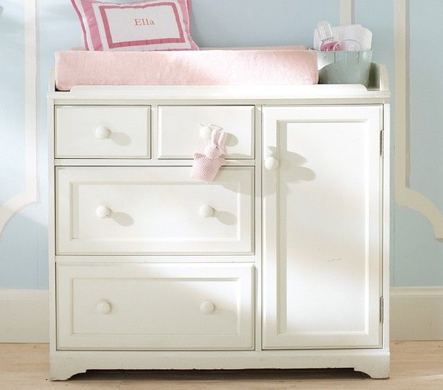 Madison Changing Table - Changing Tables - other metro - by Pottery ...