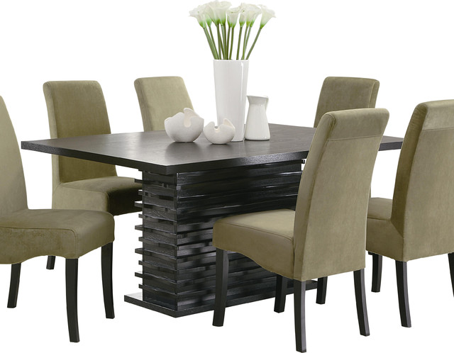 Stanton Contemporary Dining Table by Coaster contemporary-dining-tables