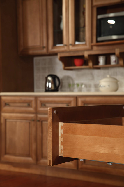 California Series Kitchen Features traditional-kitchen-cabinetry