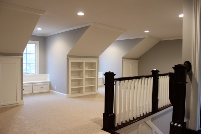upstairs loft traditional kansas city by mack colt