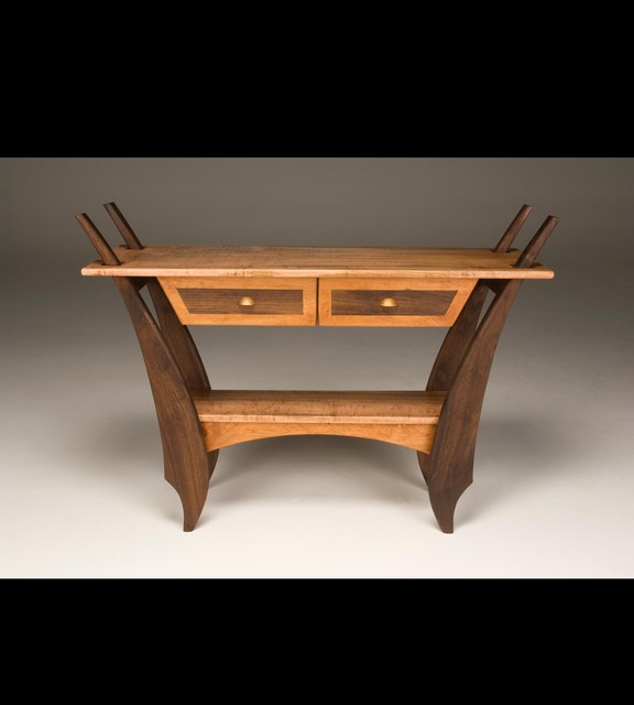 Scimitar Frowning Eclectic Furniture charleston by