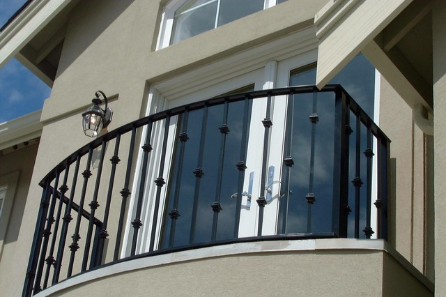 Juliet Balcony Railing Outdoor Products Portland By