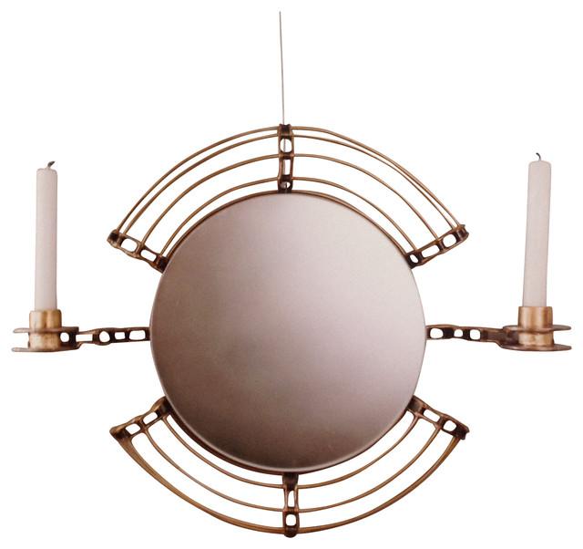 Mirror candelabra modern