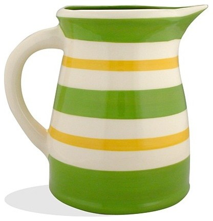 Ronnie Ceramics Bethany Pitcher eclectic-pitchers