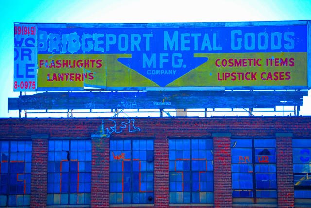 Bridgeport Metal Goods eclectic-artwork
