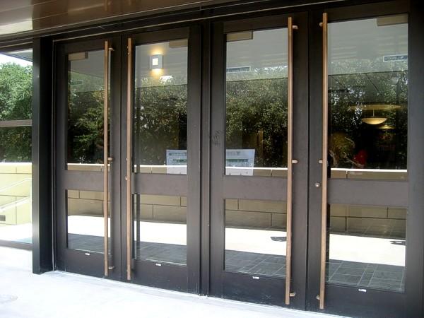 Commercial storefront doors for Commercial exterior doors