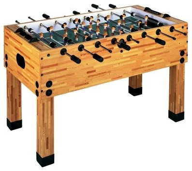 Imperial Butcher Block Foosball Table - Modern ...
