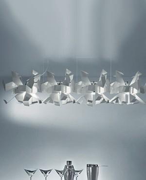 Glow 4 pendant light modern-pendant-lighting