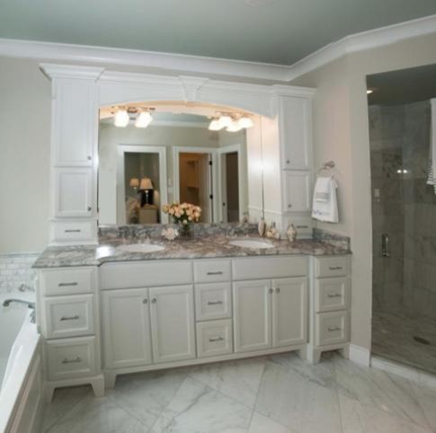 Vanities Contemporary Bathroom Vanities And Sink