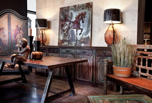 Make Your Home Sing! eclectic-accessories-and-decor