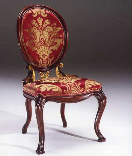 Italian furniture, special order traditional-chairs