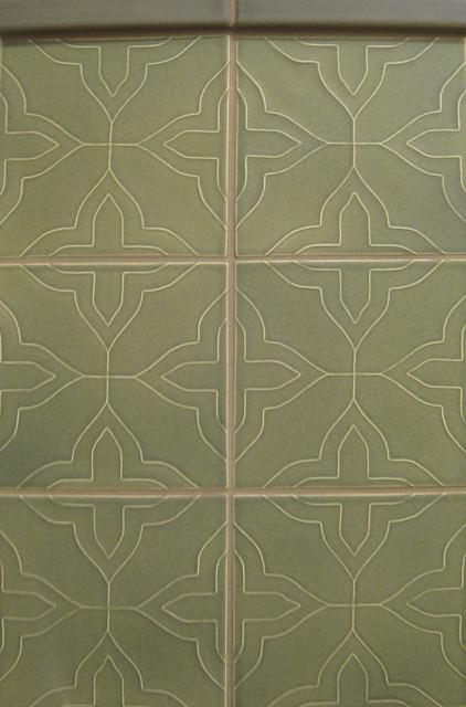 Motif A eclectic-tile
